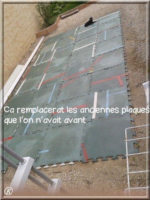 Preparation de la piscine hors sol for Preparation piscine hors sol